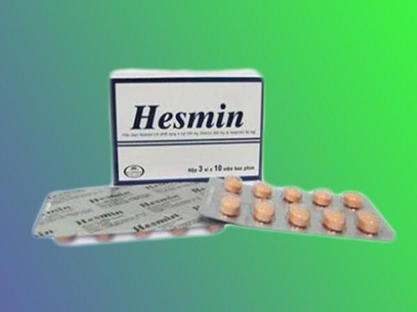 Thuốc Hesmin