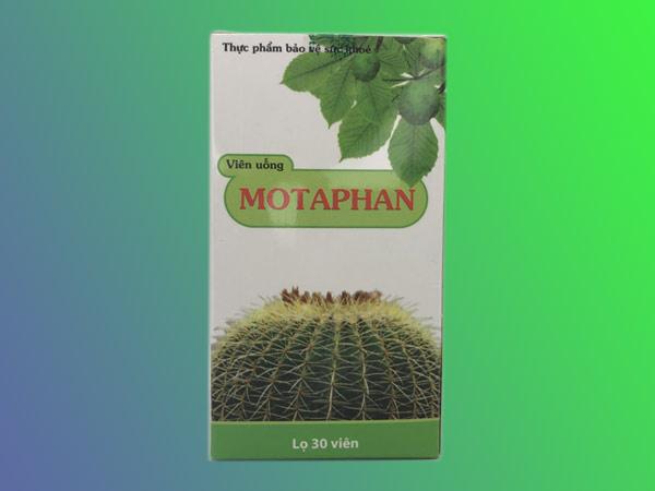 Viên uống Motaphan